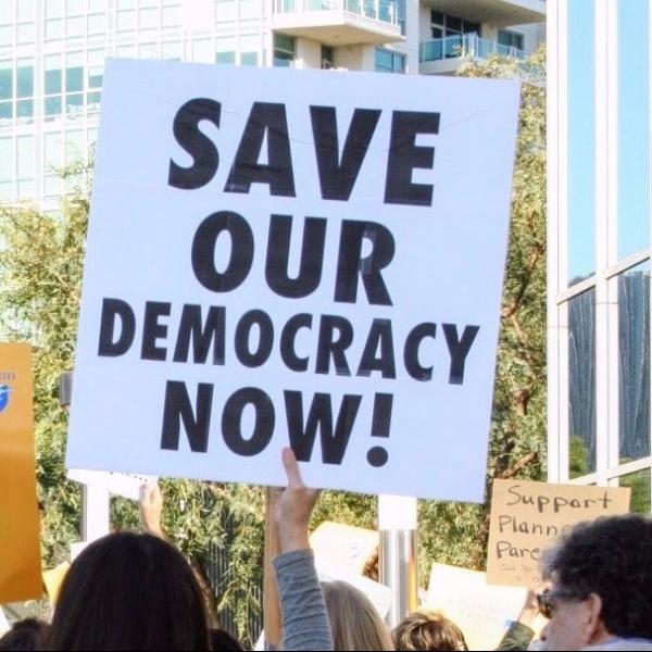 Save Democracy